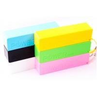 Ультракомпактное устройство-брелок для сохранения заряда гаджета 2600 mAh для Sony Xperia E4g (dual, E2053, E2006, E2003, E2043, E2033)