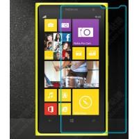 Ультратонкое износоустойчивое сколостойкое олеофобное защитное стекло-пленка для Nokia Lumia 1020