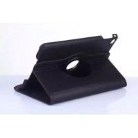Чехол подставка роторный для Ipad Mini 4 Черный