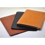 Кожаный вощеный мешок для Ipad Mini 4