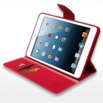 Чехол портмоне подставка на силиконовой основе с магнитной защелкой для Ipad Mini 4