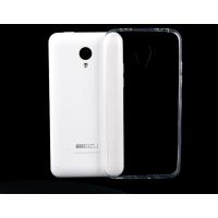 Силиконовый транспарентный чехол для Meizu M1