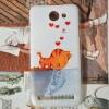 Пластиковый матовый дизайнерский чехол с УФ-принтом для Fly IQ455 Ego Art 2 Octa
