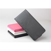 Чехол вертикальная книжка на пластиковой основе с магнитной застежкой для Fly IQ455 Ego Art 2 Octa