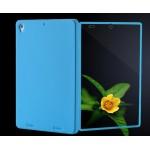 Двухмодульный противоударный силиконовый чехол с транспарентной акриловой смарт крышкой для Xiaomi MiPad
