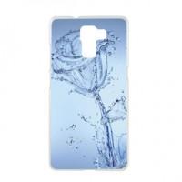 Пластиковый дизайнерский чехол с принтом для Huawei Honor 7
