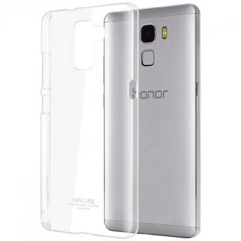 Пластиковый транспарентный чехол для Huawei Honor 7