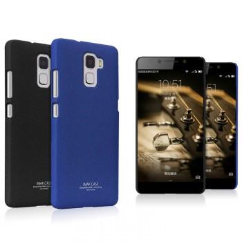 Пластиковый матовый чехол с повышенной шероховатостью для Huawei Honor 7