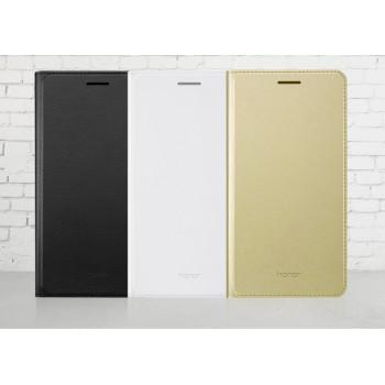Оригинальный кожаный чехол флип подставка для Huawei Honor 4C