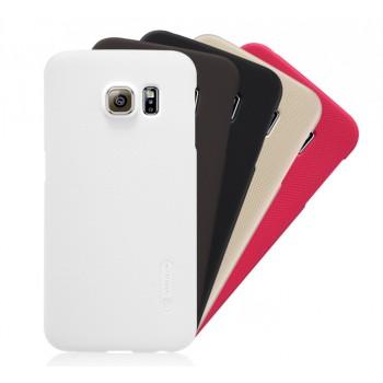 Пластиковый матовый нескользящий премиум чехол для Samsung Galaxy Note 5