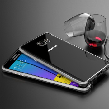 Металлический премиум бампер сборного типа для Samsung Galaxy Note 5