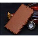 Кожаный чехол портмоне (нат. кожа) для Samsung Galaxy Note 5