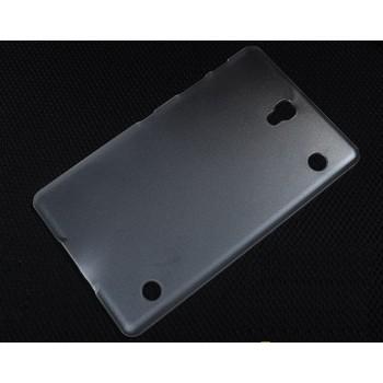 Пластиковый полупрозрачный матовый чехол для Samsung Galaxy Tab S 8.4