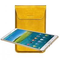 Кожаный мешок премиум с магнитным клапаном для Samsung Galaxy Tab S 8.4