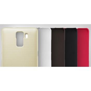 Пластиковый матовый нескользящий премиум чехол для Huawei Honor 7