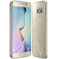 Защитная пленка на заднюю поверхность смартфона для Samsung Galaxy S6 Edge