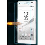 Ультратонкое износоустойчивое сколостойкое олеофобное защитное стекло-пленка для Sony Xperia Z5 Compact