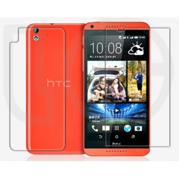 Защитная пленка на заднюю поверхность смартфона для HTC Desire 816