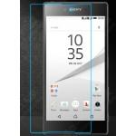 Ультратонкое износоустойчивое сколостойкое олеофобное защитное стекло-пленка для Sony Xperia Z5 Premium