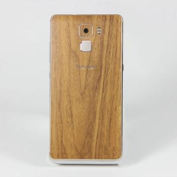 Защитная пленка на заднюю поверхность с принтом Дерево для Huawei Honor 7