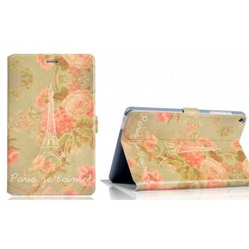 Дизайнерский чехол подставка с полноповерхностным принтом для Nokia N1