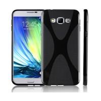 Силиконовый X чехол для Samsung Galaxy A8