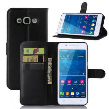 Чехол портмоне подставка с защелкой для Samsung Galaxy A8