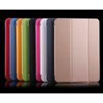Сегментарный чехол-подставка с прозрачный основанием для Samsung Galaxy Tab 4 10.1