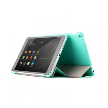 Чехол флип подставка сегментарный на поликарбонатной основе для Nokia N1