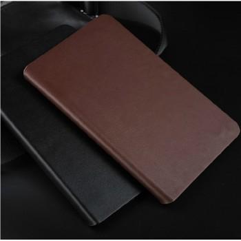 Кожаный чехол подставка на пластиковой основе для Nokia N1
