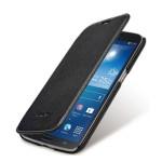 Кожаный чехол горизонтальная книжка для Samsung Galaxy Mega 6.3