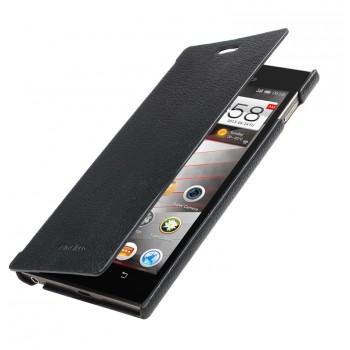 Кожаный чехол горизонтальная книжка для Lenovo K900