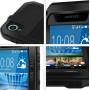 Антиударный пылевлагозащищенный гибридный премиум чехол силикон/металл/закаленное стекло для HTC Desire 820
