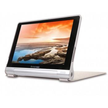Чехол подставка на поликарбонатной основе текстурный Glossy Shield для планшета Lenovo Yoga Tablet 8