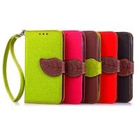 Чехол портмоне подставка с дизайнерской защелкой для Nokia Lumia 630/635