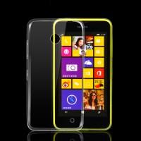 Транспарентный силиконовый чехол для Nokia Lumia 630/635