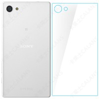 Защитная пленка на заднюю поверхность смартфона для Sony Xperia Z5 Compact