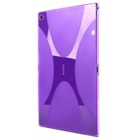 Силиконовая задняя панель для Sony Xperia Z2 Tablet Фиолетовый