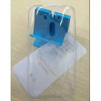 Силиконовый транспарентный чехол для ASUS Zenfone 2 Laser 5.5 ZE550KL