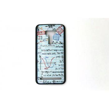 Пластиковый матовый дизайнерский чехол с УФ-принтом для ASUS Zenfone 2 Laser 5 ZE500KL