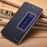 Чехол с активным окном для планшета Huawei MediaPad X1 7.0 Синий