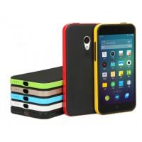 Двуцветный составной чехол-бампер для Meizu MX3