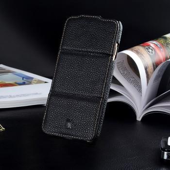 Кожаный чехол вертикальная книжка подставка трехсегментарная с отделением для карт для Iphone 6/6s