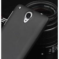Пластиковый чехол серия Metallic для Lenovo S890 Черный