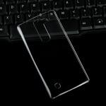 Пластиковый транспарентный чехол для LG Magna