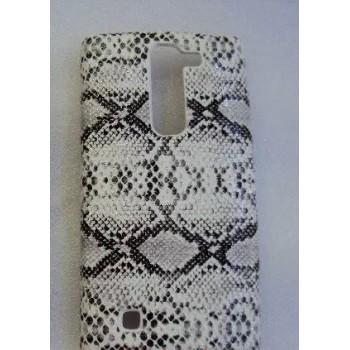 Пластиковый матовый текстурный чехол дизайн Природа для LG Magna/LG G4c
