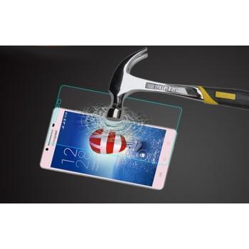 Ультратонкое износоустойчивое сколостойкое олеофобное защитное стекло-пленка для ZTE Blade X7/Z7