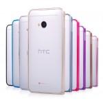 Металлический бампер для HTC One (M7)