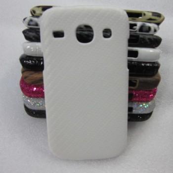 Эксклюзивный пластиковый дизайнерский чехол с аппликацией ручной работы серия Природа для Samsung Galaxy Core
