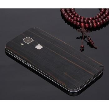 Ультратонкая 0.8 мм натуральная деревянная клеевая накладка для Huawei G8